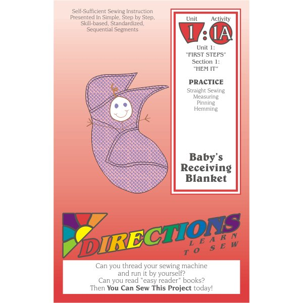 Baby's Receiving Blanket Ebook
