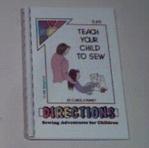Teach Your Child To Sew Ebook
